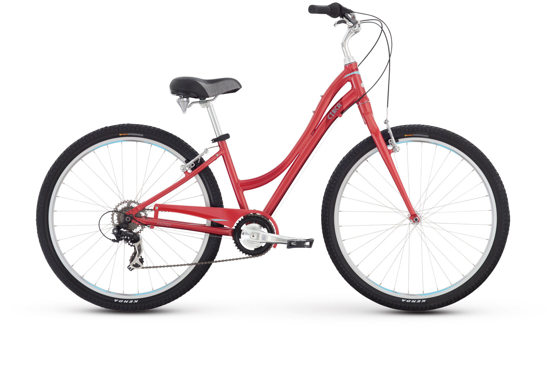 2017 Raleigh Circa 1 Step Thru Complete City Bike Xs Red Ebay