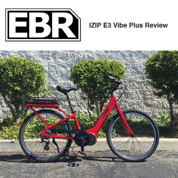 IZIP E3 Vibe Plus Review>