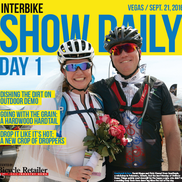 Interbike Show Daily - Product Picks from the Show>