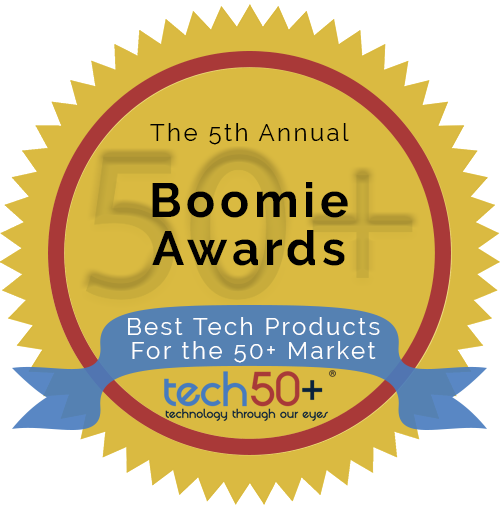 5th Annual Boomie Awards – The Best Tech of 2016 for 50+>