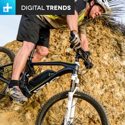 IZIP Tempts Mountain Bikers into Going Electric>