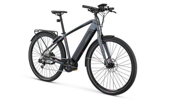 IZIP E3 Protour w/ COBI Electric Bike Review Part 2>