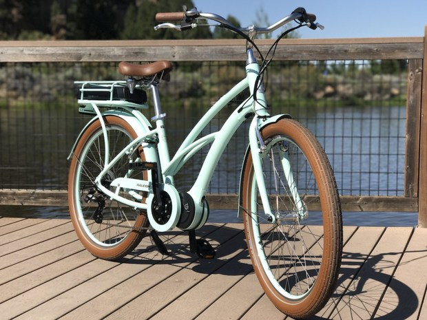Raleigh Retroglide iE Electric Bike Review Part 1 – Pictures & Specs>