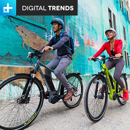 Charge into the new year by taking IZIP's 2018 ebike lineup for a spin>